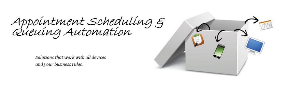 Appointment Schdeuling and Queuing Automation